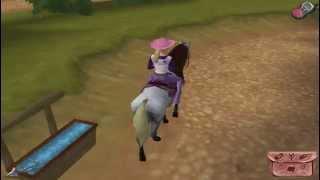 Место привала Прохождение игры Барби/Barbie Приключения на ранчо