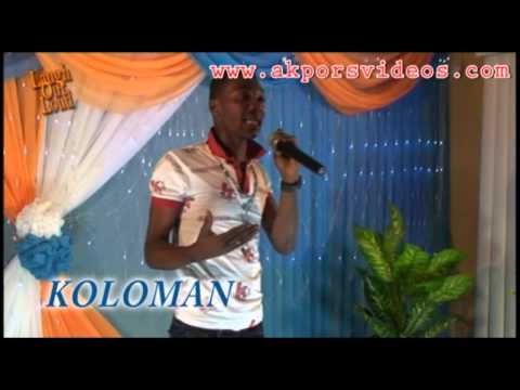 KoloMan in Laugh Out Loud  Comedy Series 13