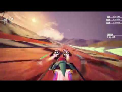 Redout Demo 1080p/60fps
