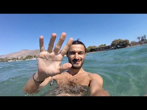Eylül Ayında Atina'da Denize Girdim - Komşuda Tv