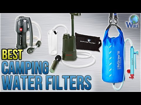10 Best Camping Water Filters 2018