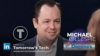 Domino's Australia's Slice for Success | Tomorrow's Tech