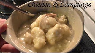 Southern Homemade Chicken &amp Dumplings  Southern Sassy Mama