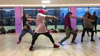Davido - IF (Afrobeats) choreography by Aron Norbert