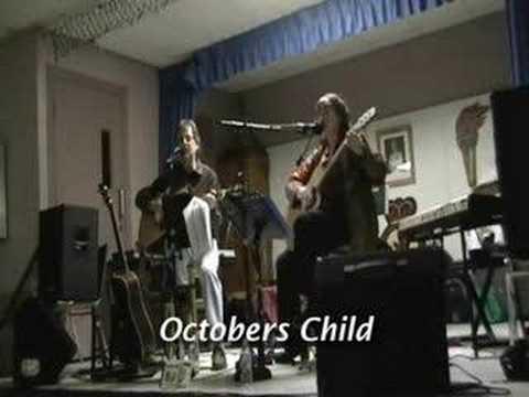 The Lovin Sound(Ian Tyson).(Octobers Child) live