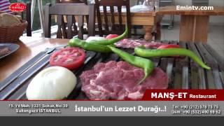 MANŞ ET Restaurant Sultangazi İSTANBUL & 2014