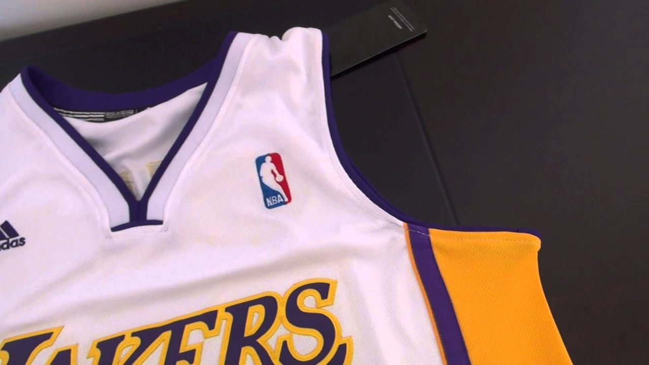 xnmugw Wholesale NBA Los angeles Lakers Kobe Bryant White Swingman Jersey