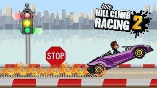 Hill Climb Racing 2 Best SUPER CAR Turbo Timing