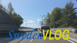 Roadtrip to Sweden VLOG