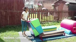 Home gymnastics Equipment 2017 part 2