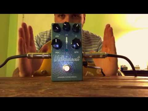 Lovepedal Custom Effects Vibronaut Photocell Vibe