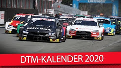 Kalender: Kein Saisonstart mehr in Hockenheim! - DTM 2020 (News)
