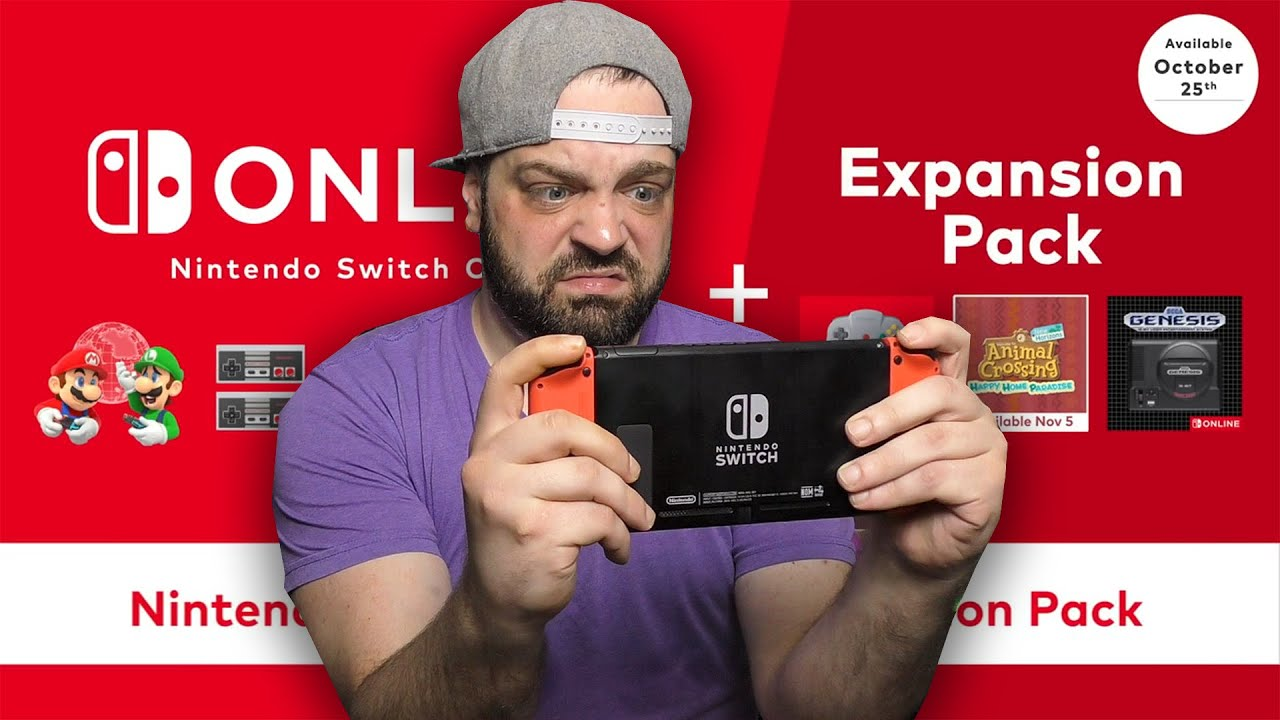 Download We NEED To Talk About The Nintendo Switch Online Expansion Pack....