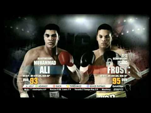 Fight Night Champion AchievementTrophy Tips A Fist For