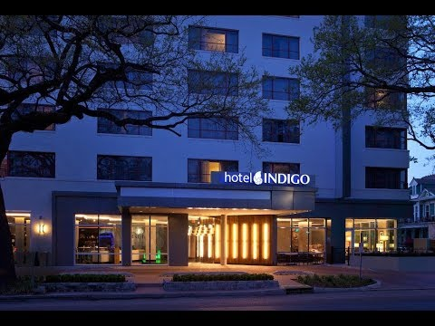 Hotel Indigo New Orleans Garden District - New Orleans Hotels, Louisiana