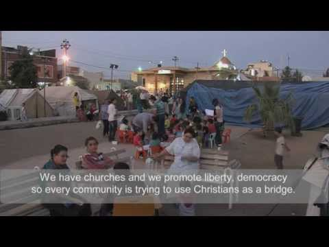 Help us in our mission with the refugees of Iraq