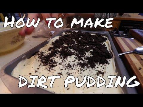 Oreo Dirt Pudding Recipe Chocolate Pudding