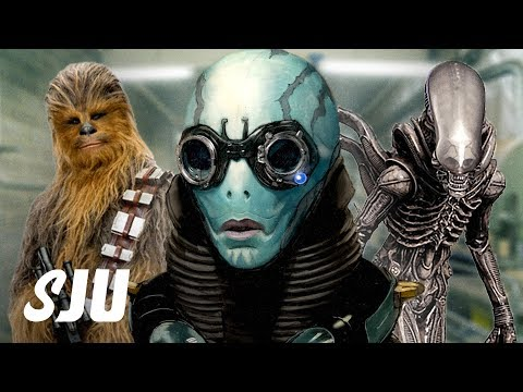 Our Favorite Movie Creature Designs | SJU