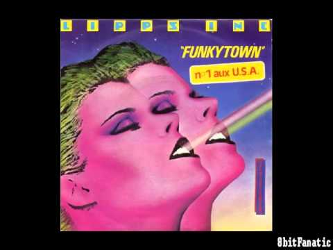 Lipps Inc  Funky Town  8bit Sounds