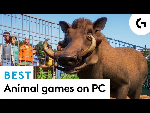 Best Animal Games On PC