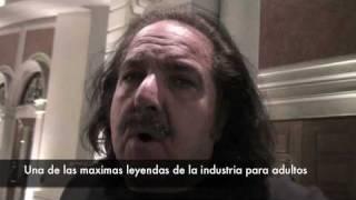 @fechu entrevista a Ron Jeremy