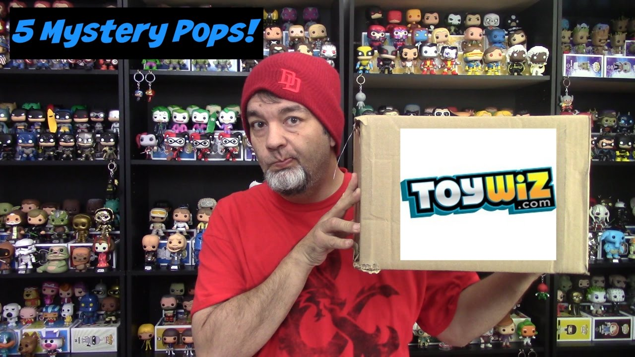 Unboxing funko pop mystery box from toywiz youtube unboxing funko pop mystery box from toywiz voltagebd Choice Image