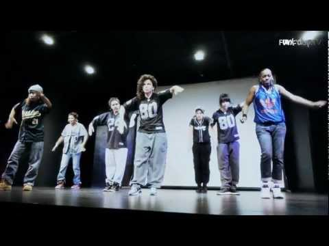 The HIPHOPBAY Allstars | Zulu Nation SF ALL TRIBES | Funk'd Up TV