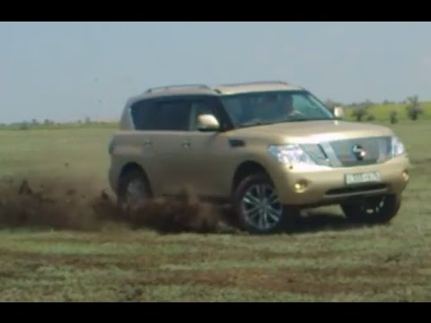 Nissan Patrol Off road Extreme 4x4 Compilation 2016