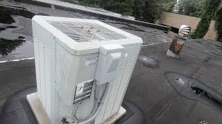 No AC Can I Get Old Sabotaged Trane Compressor to Pump pt 1