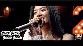 Boom Boom Cash - Blur Blur [Live] 20Something Bar