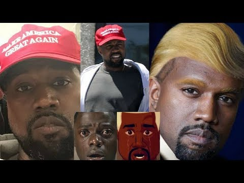 Kanye West is a SELL OUT! He is DEFINITELY in the SUNKEN PLACE! Kim Kardashian SPEAKS UP!