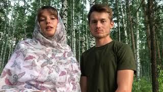 Екатерина и Евгений рассказывают о помощи и поддержки монастыря  в трудный период жизни их семьи.