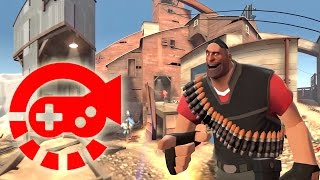 360° Video - Upward Action, Team Fortress 2(360 Degree, VR, Team Fortress 2 Upward Action MODS: Fem Scout Renovation http://tf2.gamebanana.com/skins/122751 Female Sniper ..., 2016-06-18T08:48:04.000Z)
