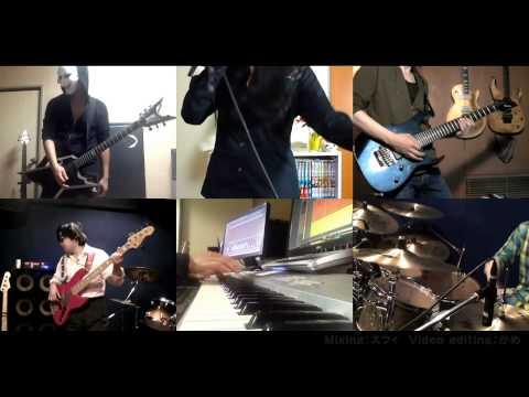 [HD]Hitsugi no Chaika OP [DARAKENA] Band cover