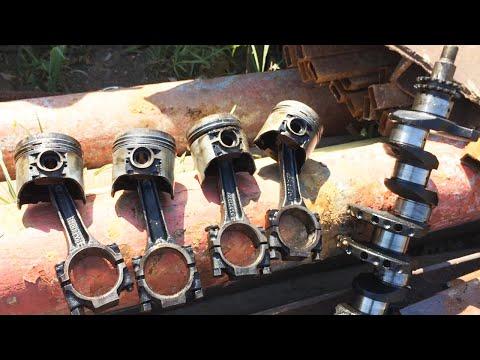 Турбо стул из автомобильного двигателя