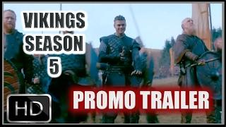 VIKINGS PROMO TRAILER QUINTA TEMPORADA [HD] || SPOILERS