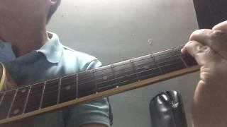 Đêm Tóc Rối - Guitar