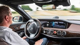 Freihändig von Mannheim nach Pforzheim im Mercedes