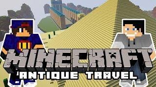 Minecraft Parkour: Antique Travel [1/x] w/ Undecided