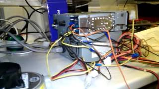 Стенд для тестирования автомагнитол(Лень - великая вещь! Разобрать панель в форестере для замены автомагнитолы... Так что пришлось радиуспокоени..., 2014-04-18T13:19:38.000Z)