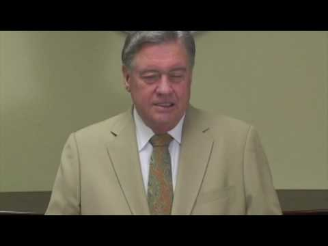 Dr. Nathaniel J Wilson – The Lord's Prayer Series: Intro Part 1
