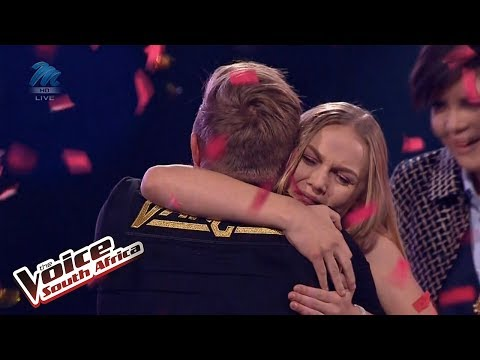 M-Net - It's Magic - Tasché wins The Voice South Africa!