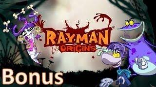 Rayman Origins Co-op - Bonus: The Land of the Livid Dead
