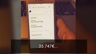 Geld verdienen im Internet - 3.500€ pro Tag! - Als Affiliate Geld verdienen!