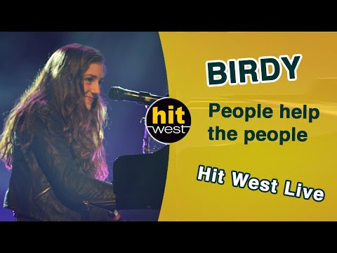 Birdy : People help the people (Hit West Live - Zénith 2012)