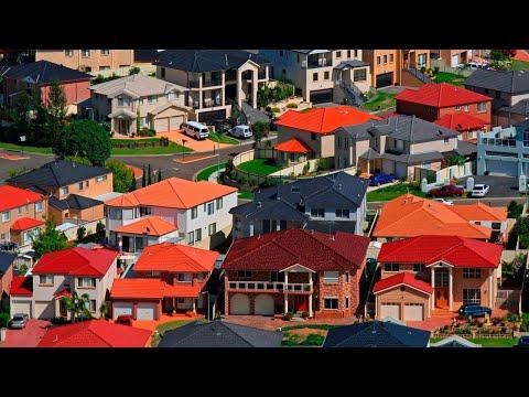 Australia's Property Market Is 'slowly Sinking'