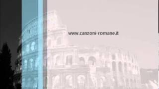 Canzoni Romane - Alla renella
