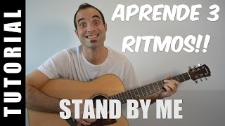 Como tocar Stand by me - Ben E. King / Playing for change / John Lennon (Acordes Guitarra Tutorial)