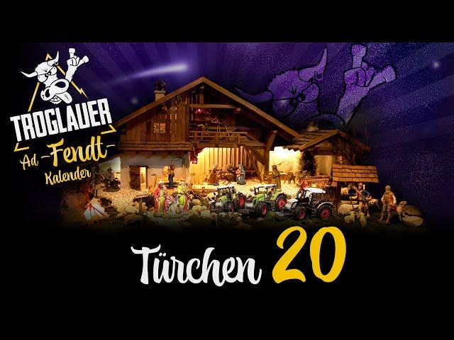 TROGLAUER - Ad-FENDT-Kalender - Türchen 20