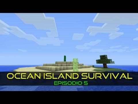 Serie [Ocean Island Survival] Ep 5 - El truco del almendruco